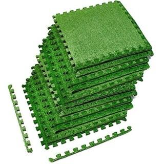 Interlocking Floor Mat - Grass