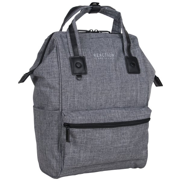 d5e1ed7f7 Kenneth Cole Reaction Top Load Single Compartment Wide-Mouth 15-Inch Laptop  Backpack