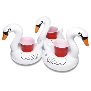 Shop Gofloats Inflatable Party Parrot Drink Holder 3 Pack