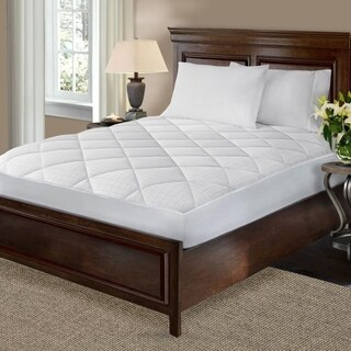 Crowning Touch  500 Thread Count 100 Cotton Mattress Pad
