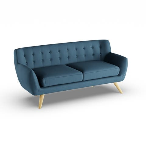 Buy Blue, Modern & Contemporary Sofas & Couches Online at Overstock ...