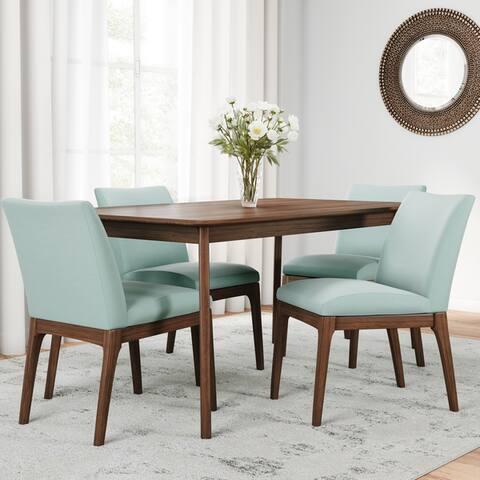 Carson Carrington Kotka Mid-century 5-piece Dining Set