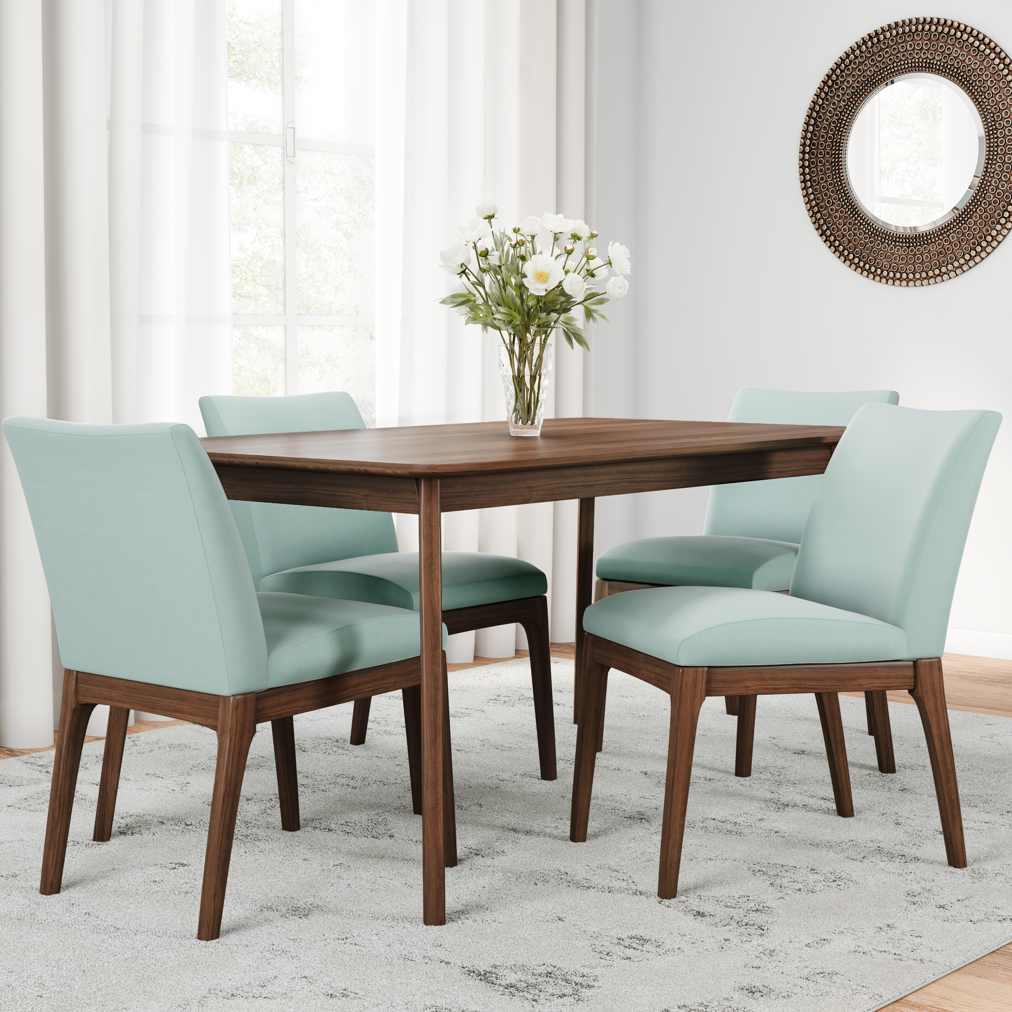 Carson Carrington Kotka Mid-century 5-piece Dining Set & Buy Kitchen \u0026 Dining Room Sets Online at Overstock | Our Best Dining ...