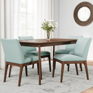 Carson Carrington Kotka Mid Century 5 Piece Dining Set