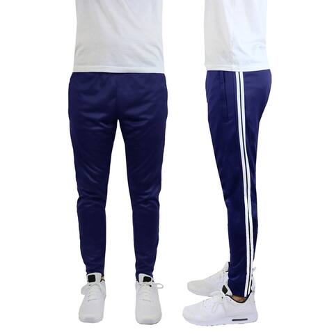 Galaxy by Harvic Men's Moisture Wicking Track Pants