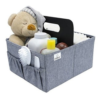 Sorbus Baby Organizer Diaper Caddy with Handle