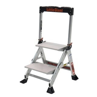 Little Giant Jumbo 2-Step Ladder