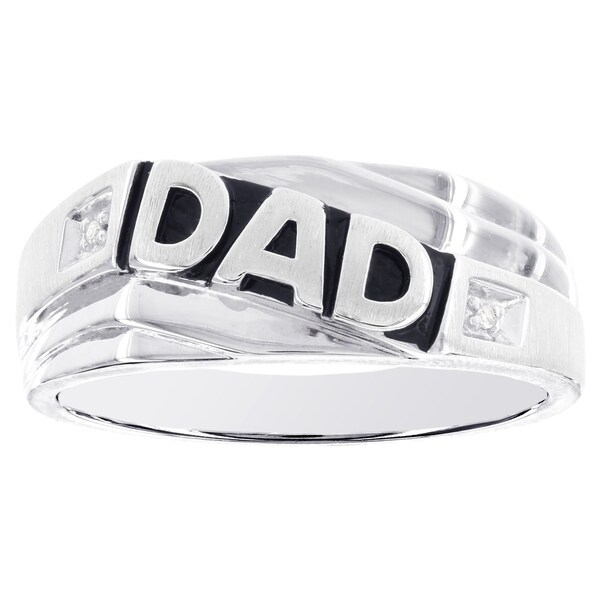 Star Designer High Polished Sterling Silver Ring