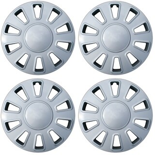 "OxGord Silver 17"" Wheel Cover/Hub Cap for Select Crown Victoria - 7050"