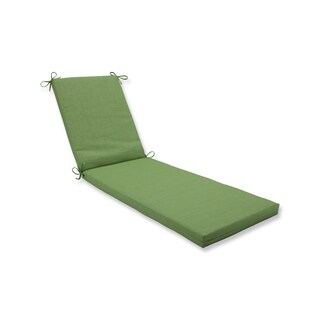 Pillow Perfect Outdoor/Indoor Rave Lawn Chaise Lounge Cushion 80x23x3