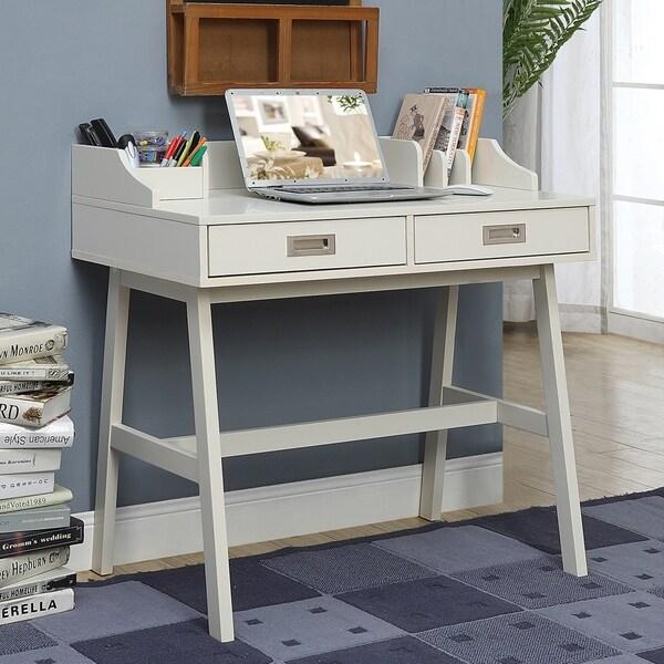 Sa London Grey Pine Small Office Desk