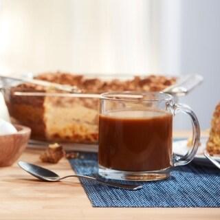 Libbey Robusta 12-piece Glass Coffee Mug Set