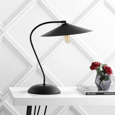 "Safavieh Lighting 31-inch Orla Task LED Table Lamp - 18""x18""x31"""