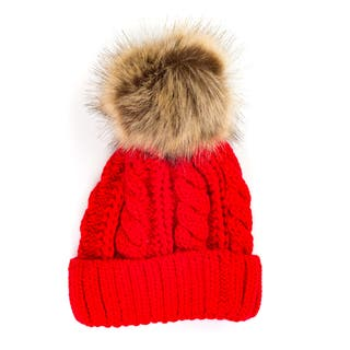0f84ac6a23f Buy Red Women s Hats Online at Overstock