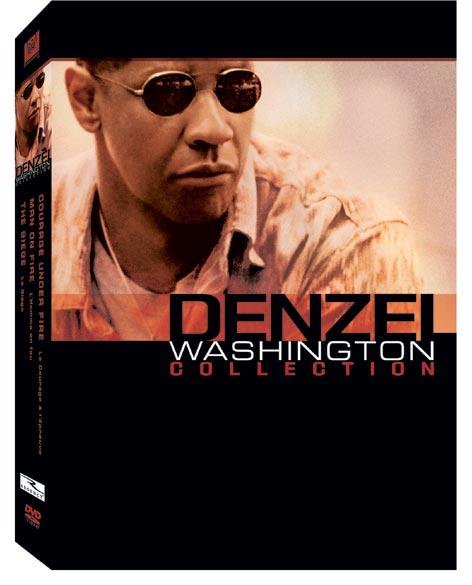Denzel Washington Celebrity Pack (DVD)