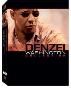 Denzel Washington Celebrity Pack (DVD)