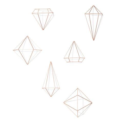 Umbra Prisma Decorative Accents (Set of 6)