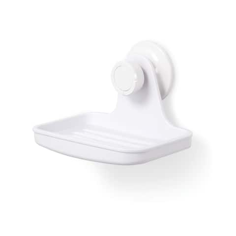 Umbra Flex Gel Lock Shower Soap Dish
