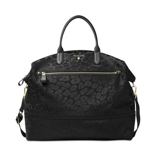MICHAEL Michael Kors Kelsey Expandable Extra-Large Travel Tote Black
