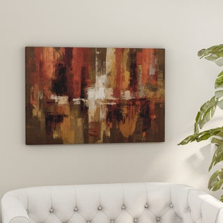 Copper Grove 'Castanets' Quality Hand-wrapped Canvas