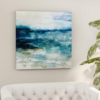 Porch & Den 'Ocean Break I' Wall Art