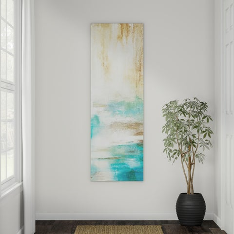 Porch & Den Misty View II Gallery-wrapped Canvas Wall Art