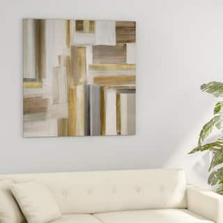 Carson Carrington 'Fields II' Premium Gallery Wrapped Canvas (4 Sizes Available)