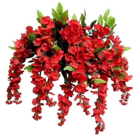 15 Wisteria Flower Stems