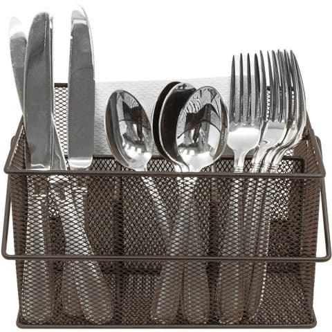 Sorbus Multi-Purpose Steel Mesh Caddy