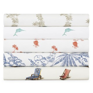 Tommy Bahama Cotton Percale Printed Sheet Sets (More options available)