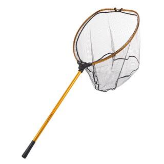 "Wakeman Collapsable Gold Fishing Net 94"""