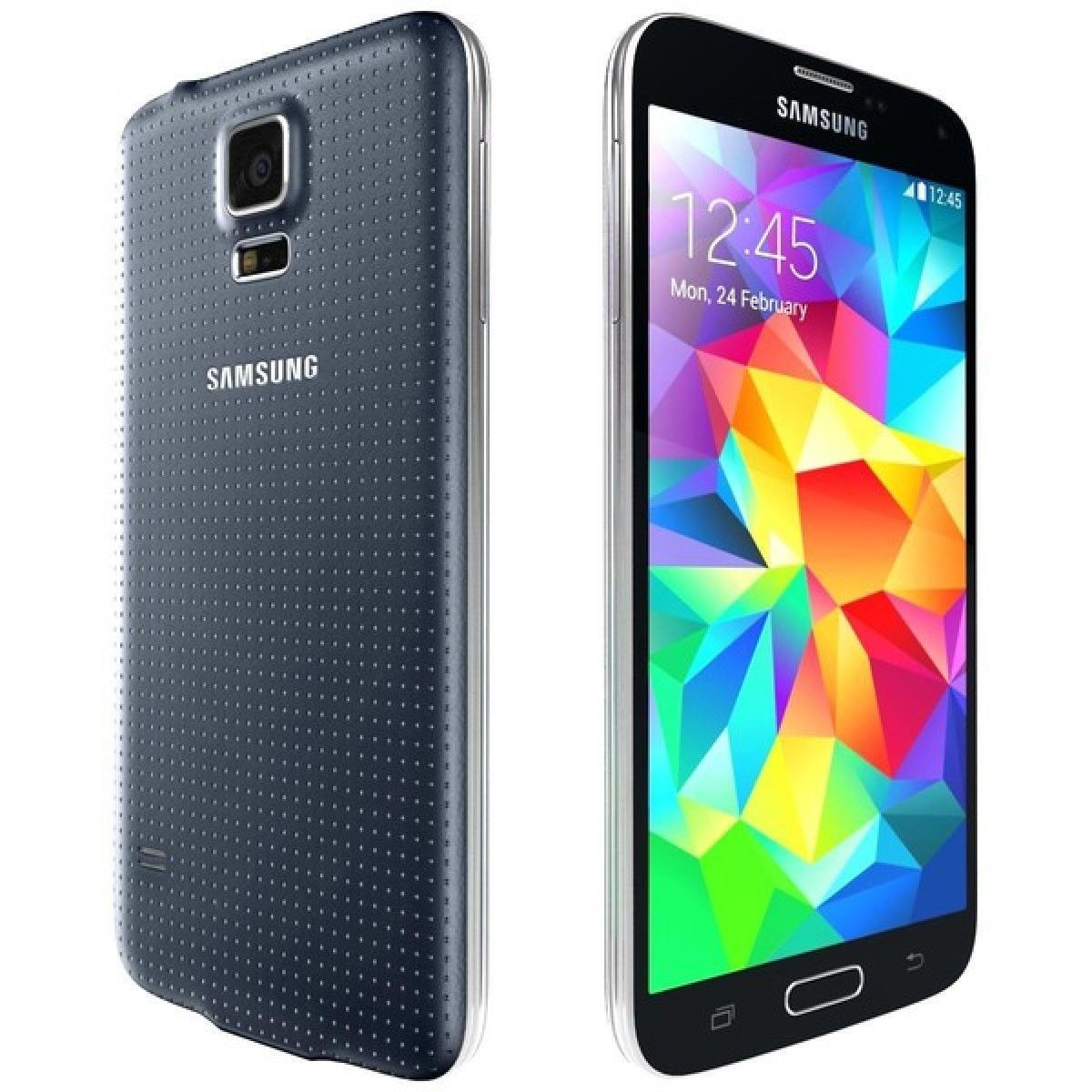 Samsung Galaxy S5 Verizon G900V (Black/New/Unlocked)