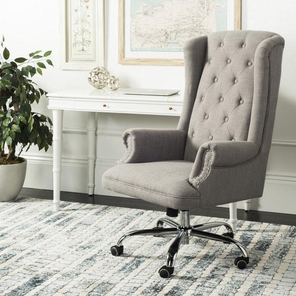 desk you balcom office in chairs ll chair gray love back linen chairvelvet mid swivel furniture