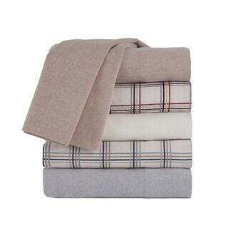 Vellux Flannel Sheet Set