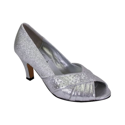 7b9531fa59f39 Buy Size 5.5 Women's Heels Online at Overstock | Our Best Women's ...