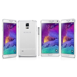 Samsung Galaxy Note 4 SM-N910 32GB White T-MOBILE UNLOCKED (New Open Box)