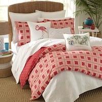 Nine Palms Sunrise Duvet Cover Set