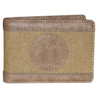 Buxton Eagle Wings Front Pocket Slimfold Wallet