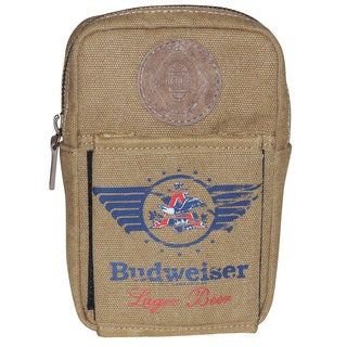 Buxton Eagle Wings Belt Utility Pouch