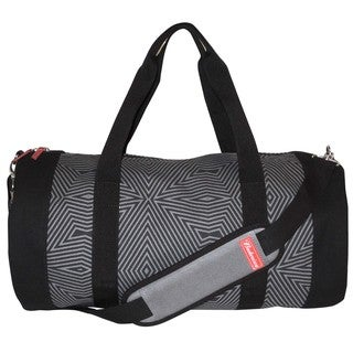 Buxton Bow Tie Barrel Duffel Bag