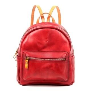 Kingston Backpack (Option: Brown)