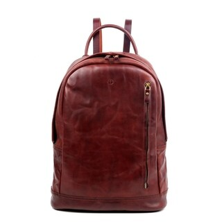 Oxford Backpack (Option: Brown)