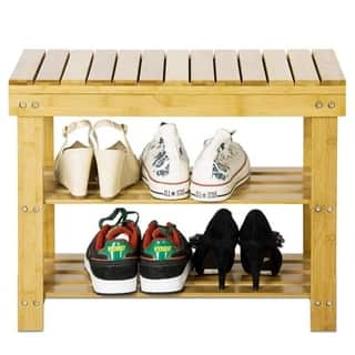 Buy Shoe Rack Bench Online At Overstock Com Our Best