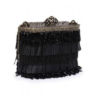 Jasbir Gill Women's Clutch (Black)