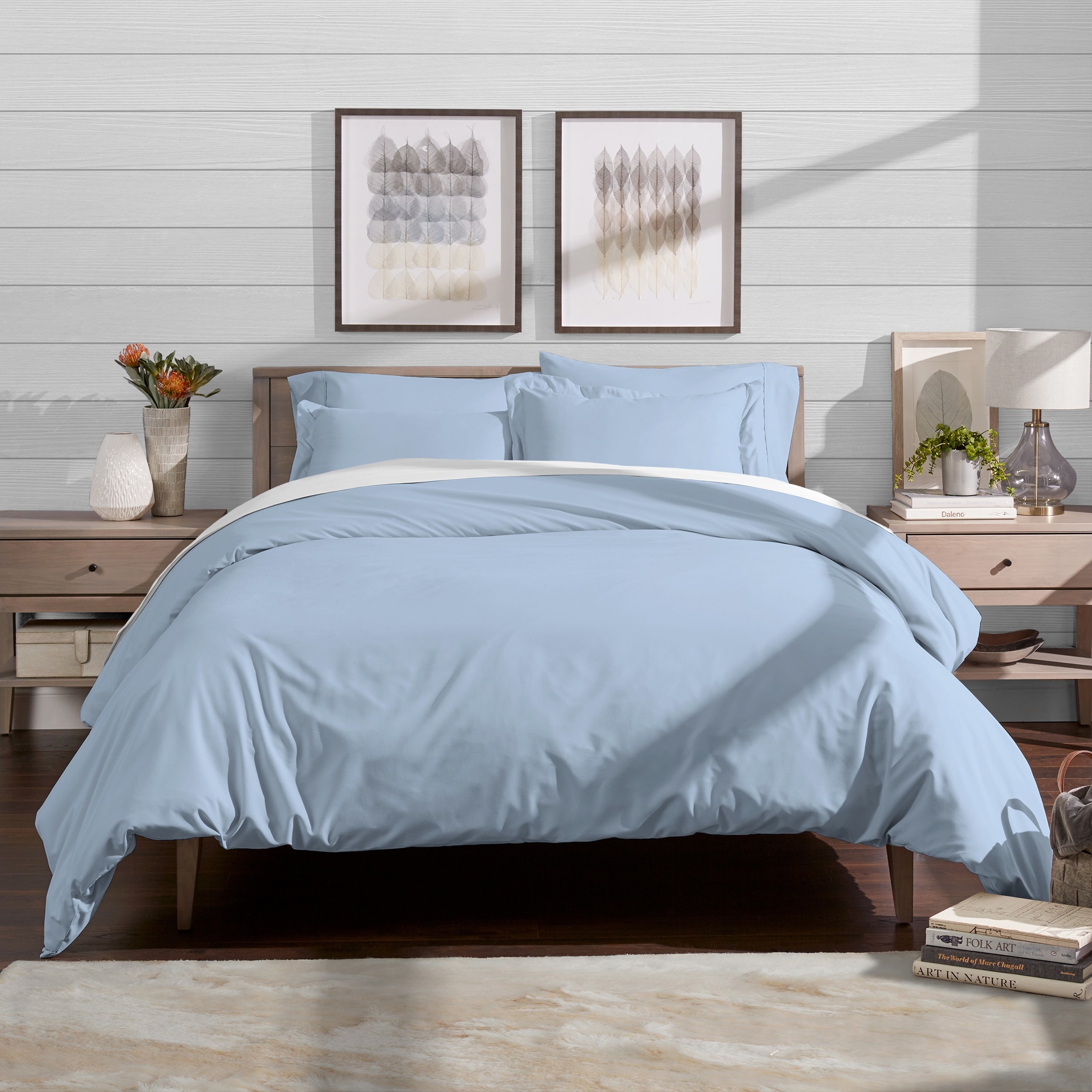 Taupe Duvet Cover Set Soft Brushed Comforter Cover W Pillow Sham Twin Bedding Duvet Covers Sets