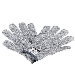 Furinno DaPur FKG508 Cut Resistant High Performance Level 5 Protection Gloves, Food Grade, Extra Large