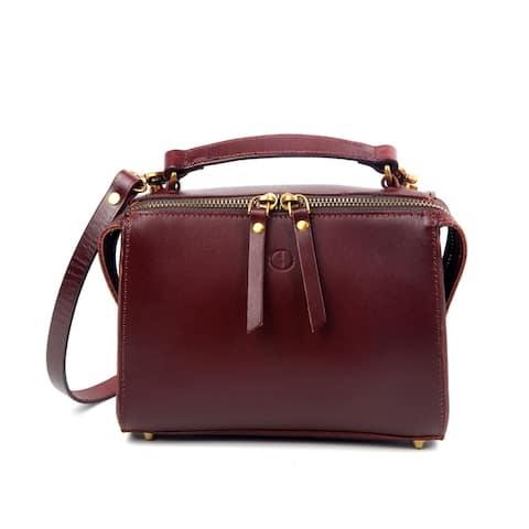 Foressence Monroe Convertible Crossbody Bag