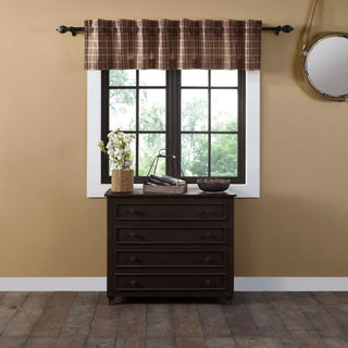 Crosswoods Lined Valance (3 options available)