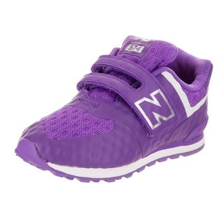 New Balance Toddlers 574 - Wide Running Shoe (4 options available)