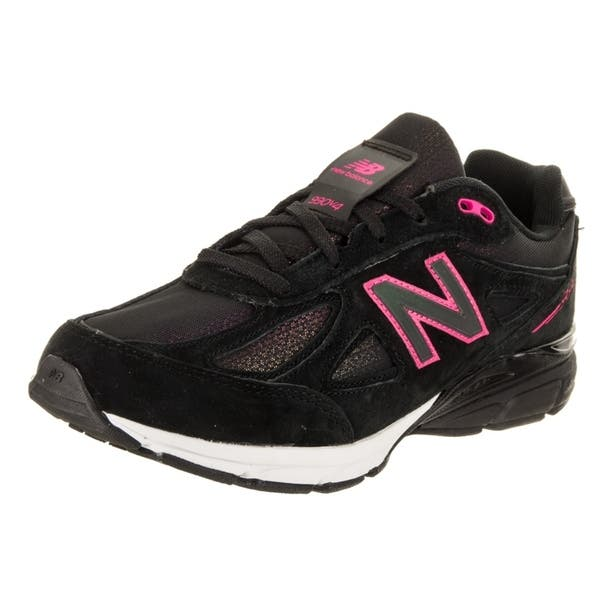 best service 065df c69ea Shop New Balance Kids 990v4 - Wide Running Shoe - Free ...